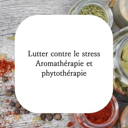 Pour lutter contre le stress l'aromathérapie et la phytothérapie sont des solutions efficaces apprenez en plus dans cet article