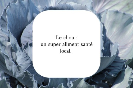 Super aliment chou choux kale local bienfaits vitamines naturopathie